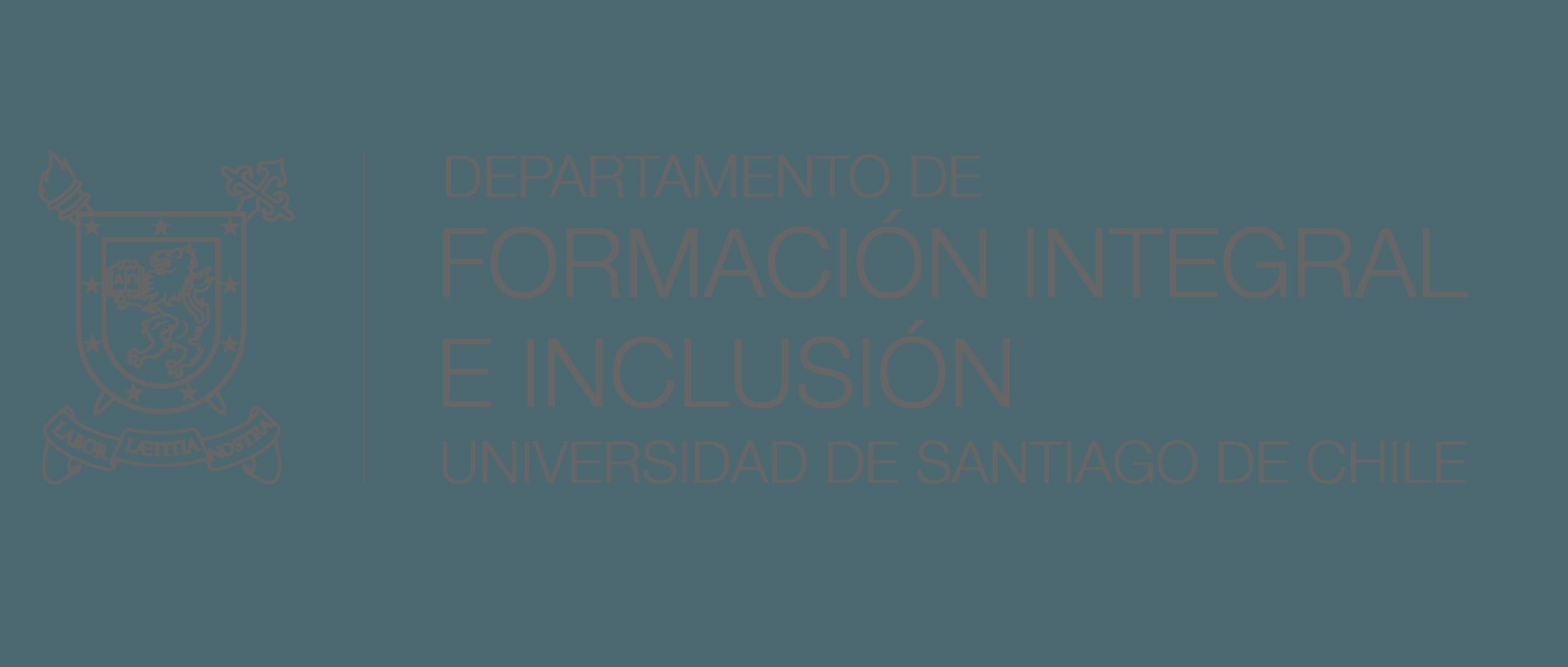 Departamento de Formación Integral e Inclusión